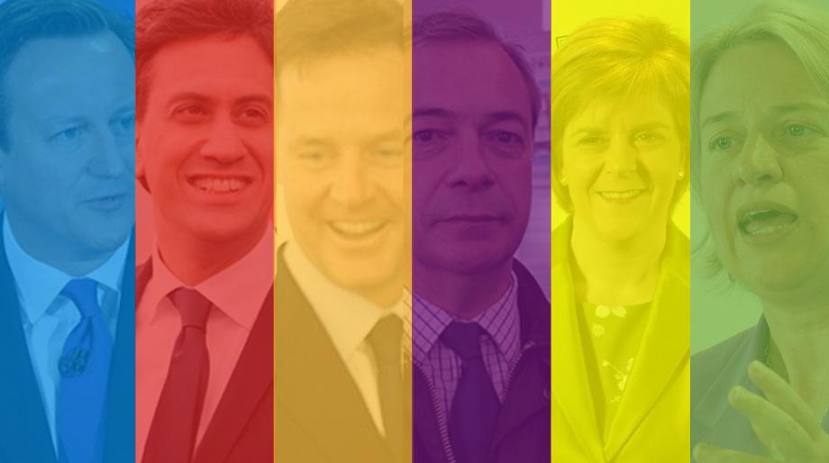 Large Political Colours