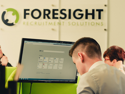 Foresight web design