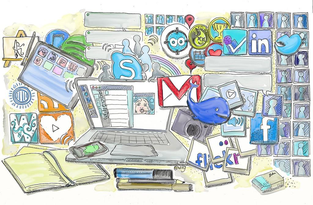 social-media-desk