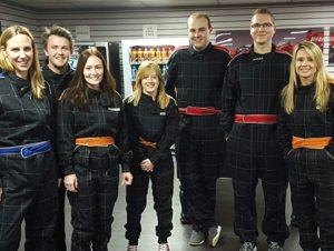 Entyce go-karting