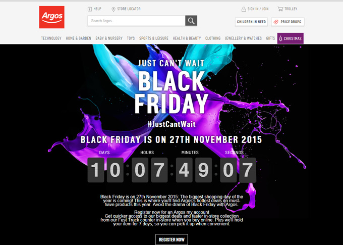 Prepare Your Website For Black Friday Seo Entyce Blog