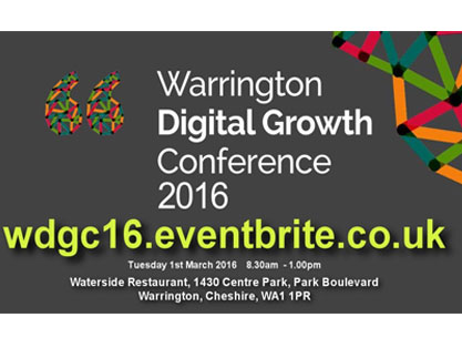 Digital growth conference 2016