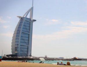 Tom's Dubai GoPro diary