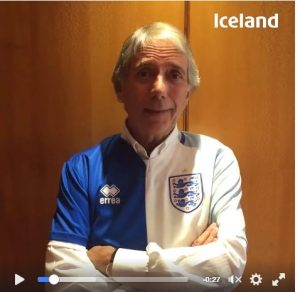 Iceland steals the Euros limelight on social media