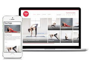 The YogaRox website is now live
