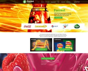 New website for drinks and confectionery supplier goes live