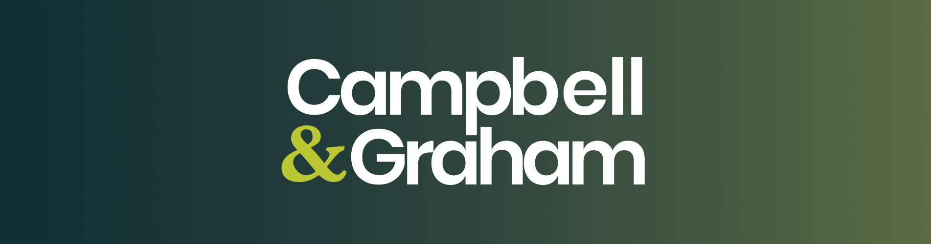 Our work with Campbell & Graham