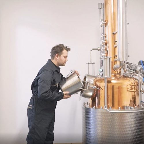 A trip to the Snowdonia Distillery with Moneypenny