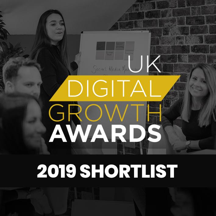 UK Digital Growth Awards Shortlist
