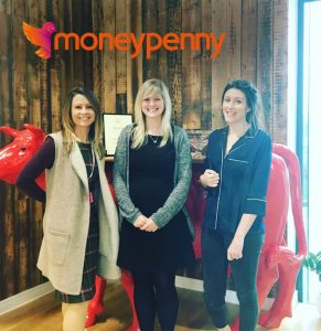 Moneypenny chooses Entyce
