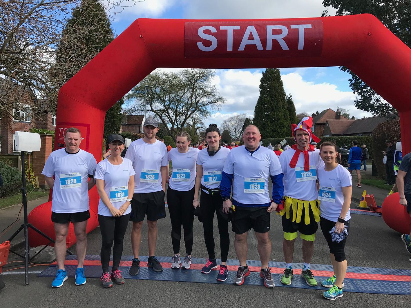 Wilmslow Marathon