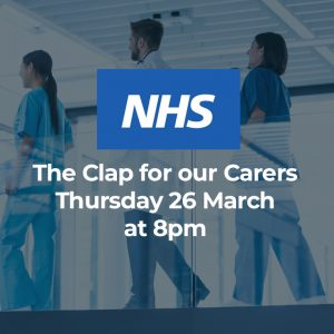 Clap for our Carers Campaign