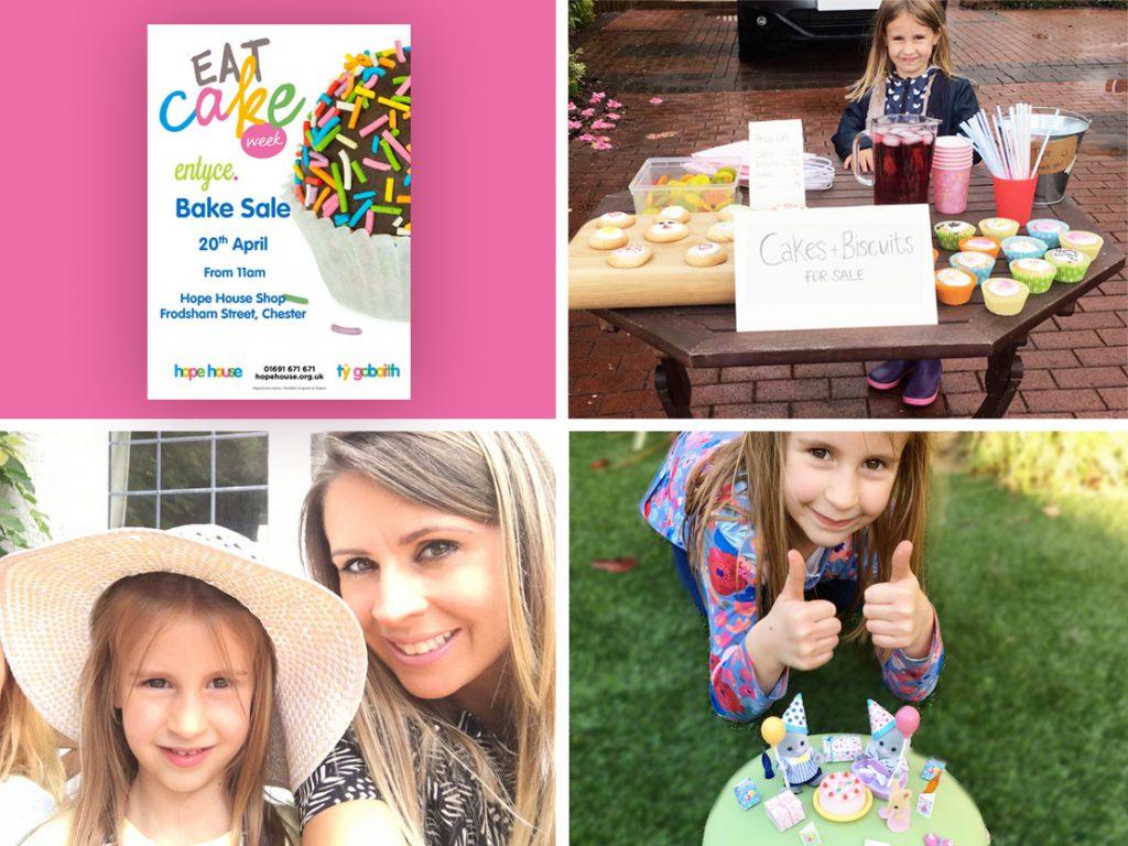Hope House bake sale