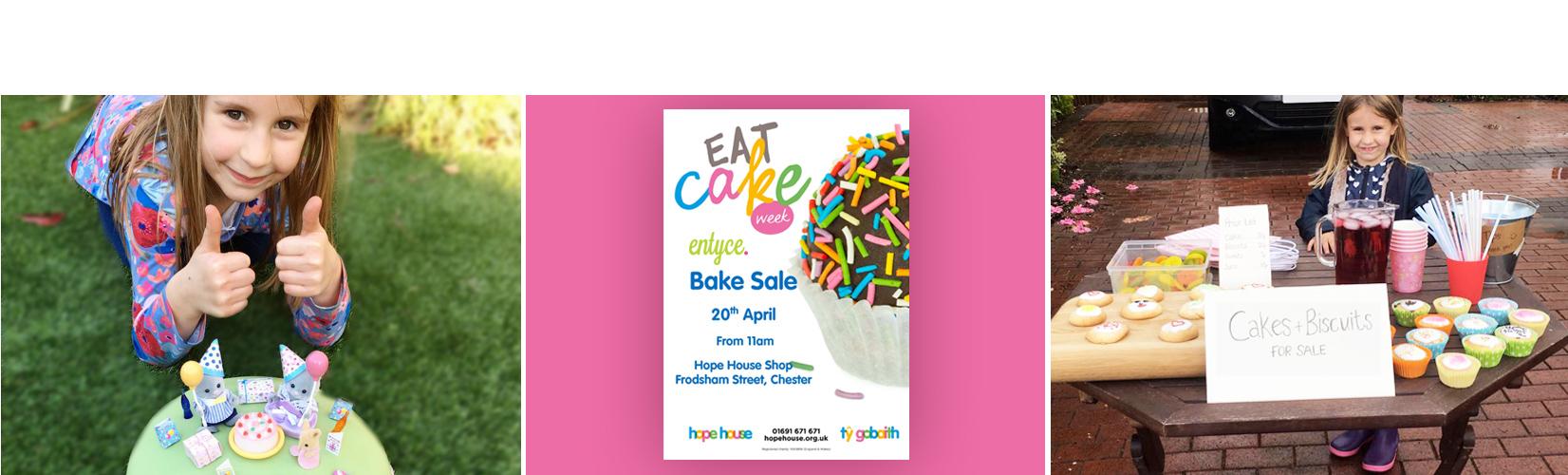 Lauren's Bake Sale for Hope House