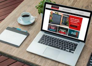 New website launch for Henderson Garage Doors