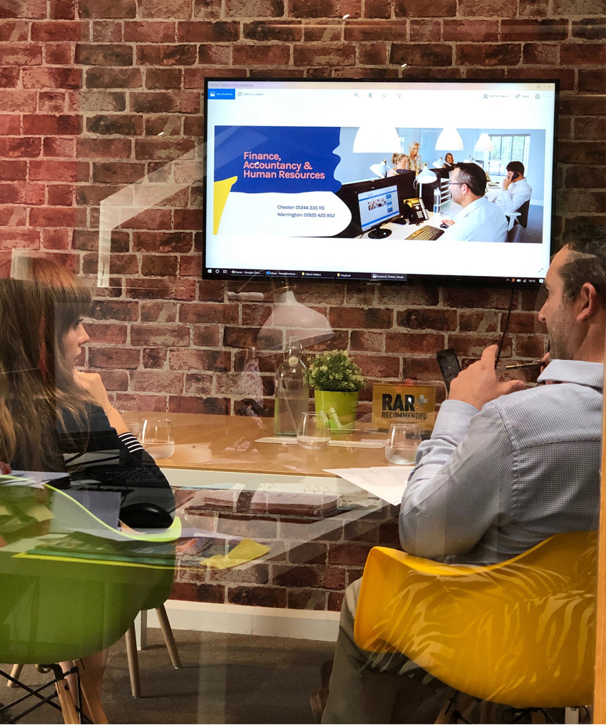 digital marketing for Heyland