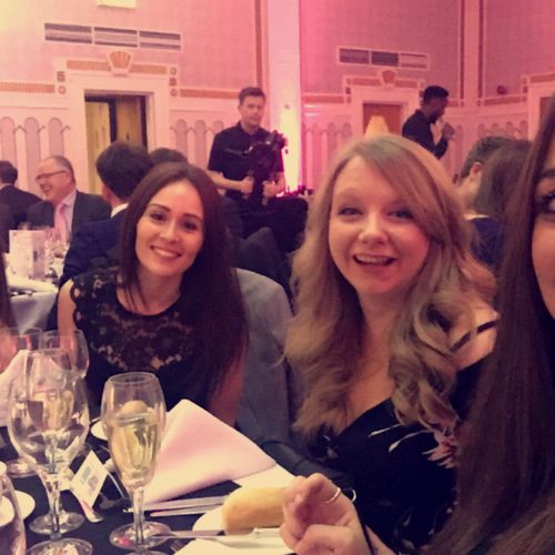 Entyce attend the 2018 Northern Digital Awards