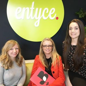 Entyce Join West Cheshire & North Wales Chamber of Commerce