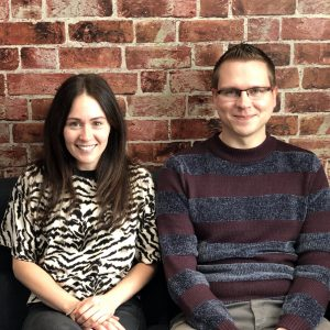Kerry & Mike celebrate four years at Entyce