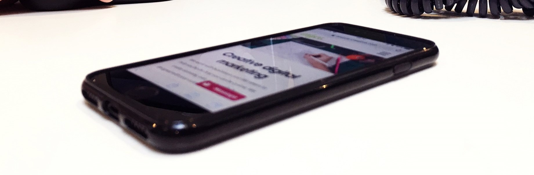 Making mobile a priority for web design