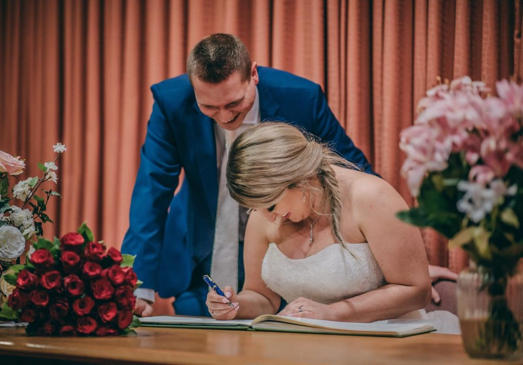 Mike's wedding