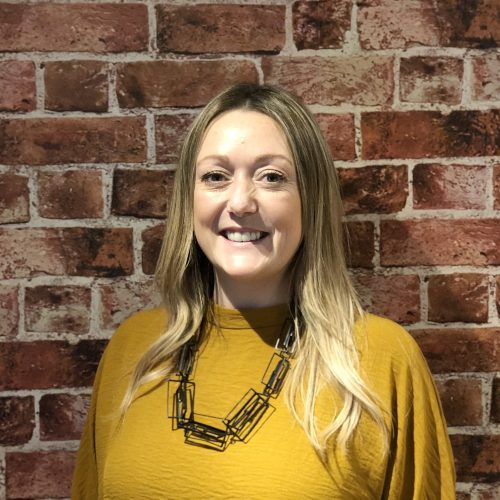 A warm welcome to our new Account Manager Rachael